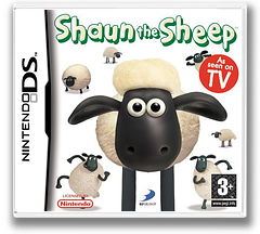 Shaun the Sheep DS cover (CSUP)