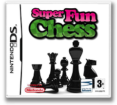 Super Fun Chess DS cover (CT7P)