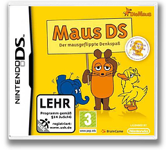 Mouse DS DS cover (CU4P)