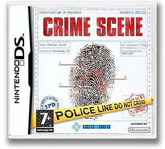 Crime Scene DS cover (CUIP)