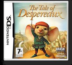 The Tale of Despereaux DS cover (CUXP)