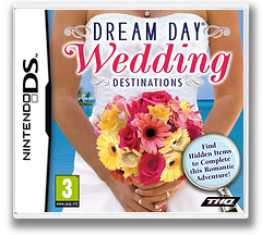 Dream Day - Wedding Destinations DS cover (CWEP)