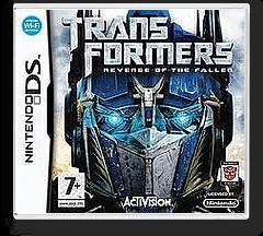 Transformers - Revenge of the Fallen - Autobots Version DS cover (CXRX)