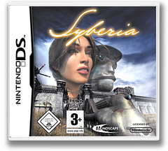 Syberia DS cover (CYBP)