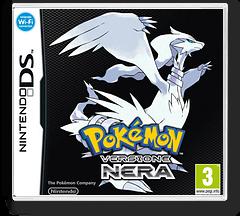 Pokémon - Versione Nera DS cover (IRBI)