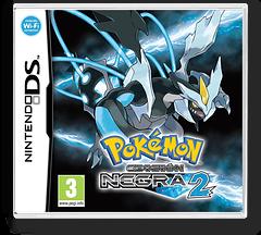 Pokémon - Edicion Negra 2 DS cover (IRES)