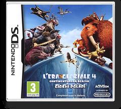 L'Era Glaciale 4 - Continenti alla Deriva - Giochi Polari DS cover (TCGI)