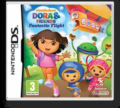Dora & Friends' - Fantastic Flight DS cover (TDUP)