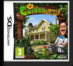 Gardenscapes DS cover (TGAP)