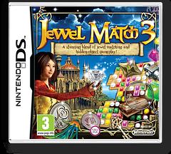 Jewel Match 3 DS cover (TJ3P)