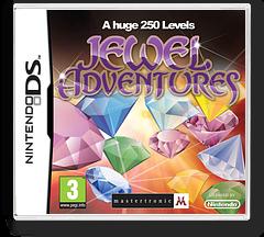 Jewel Adventures DS cover (TJMP)