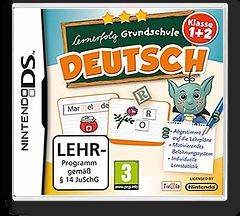Lernerfolg Grundschule - Deutsch - Klasse 1+2 DS cover (TLBD)