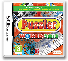 Puzzler World 2013 DS cover (TPXP)
