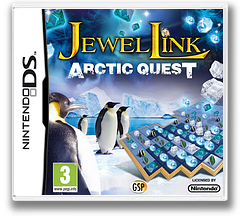 Jewel Link - Arctic Quest DS cover (TQUP)