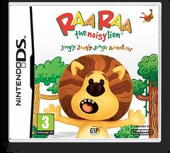Raa Raa the Noisy Lion DS cover (TRAP)