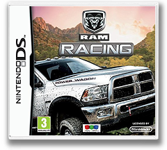 Ram Racing DS cover (TRRP)