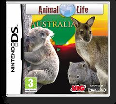 Animal Life - Australia DS cover (VASP)