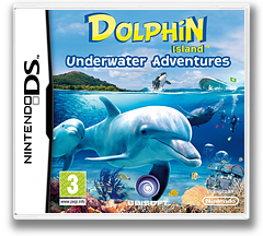 Dolphin Island - Underwater Adventures DS cover (VBSV)