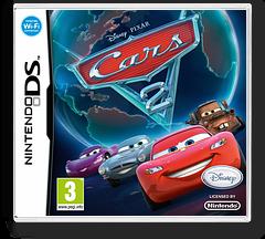 Cars 2 DS cover (VCAZ)