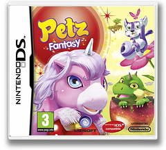 Petz - Fantasy DS cover (VFZV)