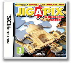 Jigapix - Wonderful World DS cover (VJ4P)