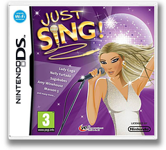 Just Sing! DS cover (VJTP)