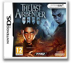 An M. Night Shyamalan Film - The Last Airbender DS cover (VLAV)