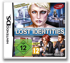 Lost Identities DS cover (VLIP)