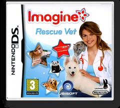 Imagine - Rescue Vet DS cover (VPVV)