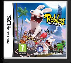 Rabbids Go Home DS cover (VRGV)