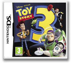 Toy Story 3 DS cover (VT3V)