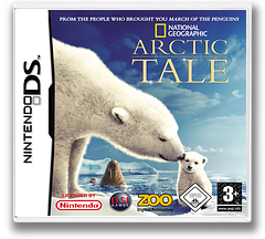 Arctic Tale DS cover (YA3P)