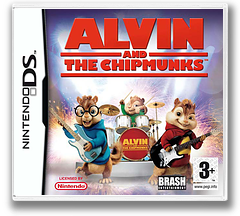 Alvin and the Chipmunks DS cover (YAIP)