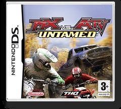 MX vs. ATV Extreme Limite DS cover (YATF)