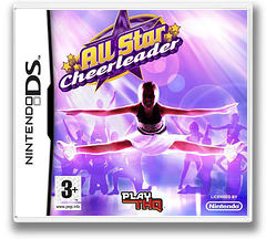 All Star Cheerleader DS cover (YAUP)