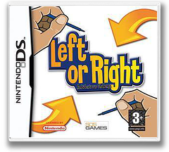 Left or Right - Ambidextrous Challenge DS cover (YAXP)