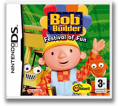 Bob the Builder - Festival of Fun DS cover (YBBP)