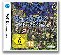 Blue Dragon - Awakened Shadow DS cover (YBUD)