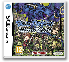 Blue Dragon - Awakened Shadow DS cover (YBUS)