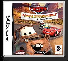 Cars - La Coppa Internazionale di Carl Attrezzi DS cover (YCMI)