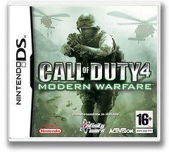Call of Duty 4 - Modern Warfare DS cover (YCOI)