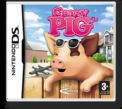 Crazy Pig DS cover (YCZP)