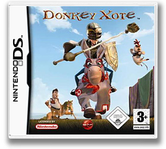 Donkey Xote DS cover (YDXP)