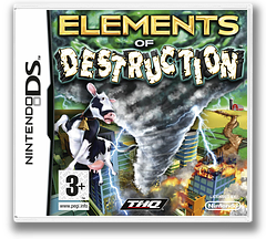 Elements of Destruction DS cover (YEDP)