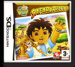 Go, Diego, Go! - Safari Rescue DS cover (YEQP)