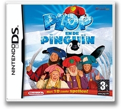 Plop en de Pinguin DS cover (YEYH)