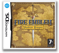 Fire Emblem - Shadow Dragon DS cover (YFEP)