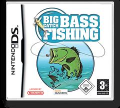 Big Catch - Bass Fishing DS cover (YFGP)