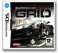 Race Driver - Grid DS cover (YG6P)