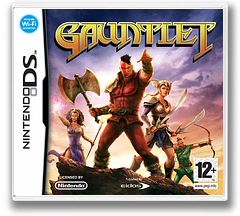 Gauntlet DS cover (YGNP)